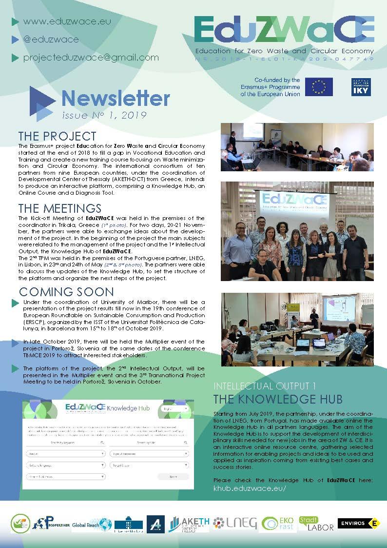 Eduzwace Newsletter
