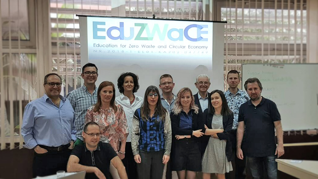 2nd Project Meeting, 23-24 May 2019, Lisbon