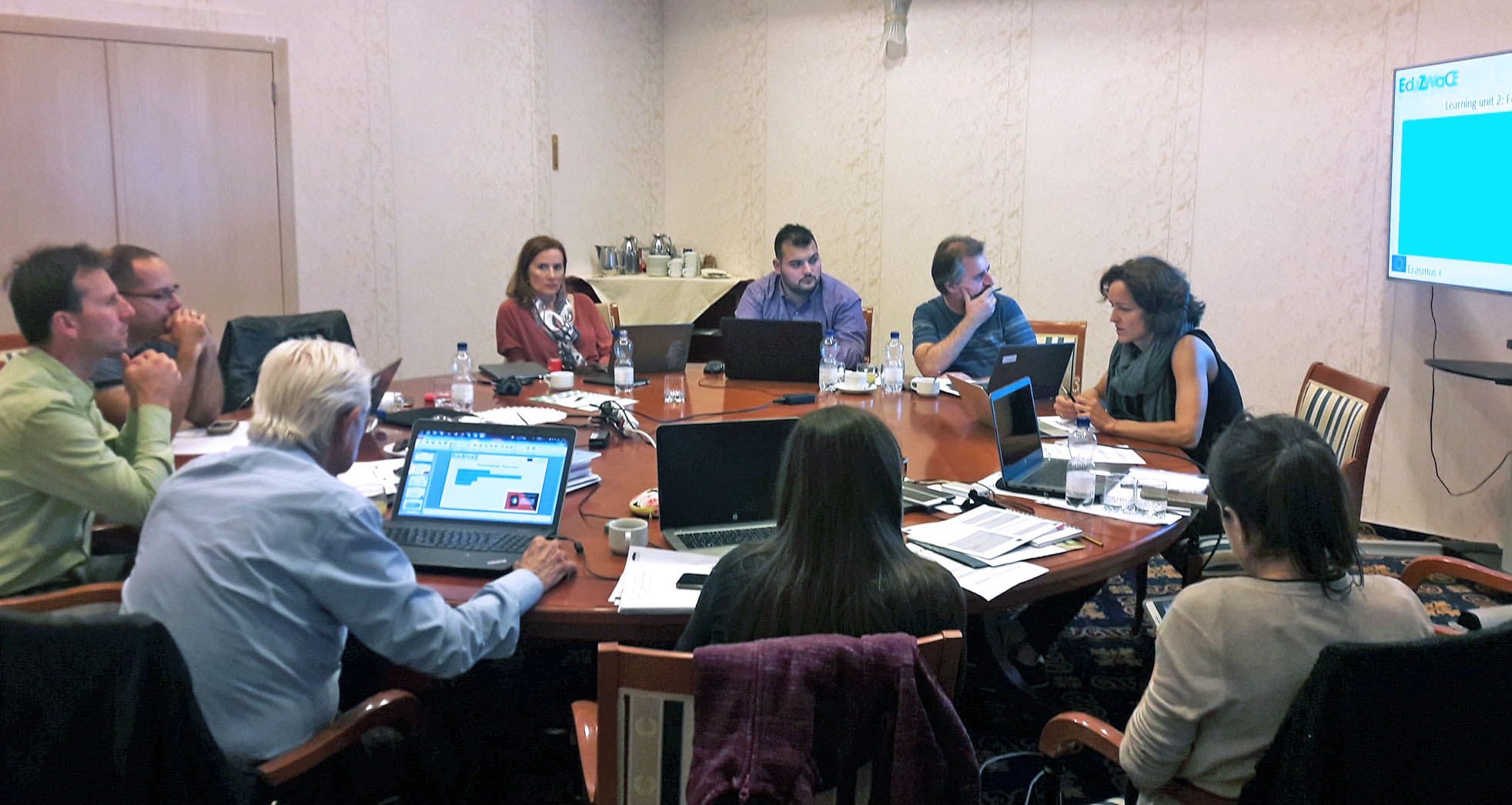 Third Transnational Project Meeting